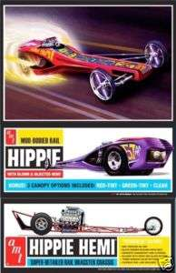 AMT Hippie Hemi Front Engine Dragster model kit 1/25 On Sale!!