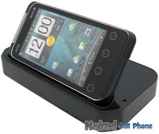 SPRINT HTC EVO SHIFT 4G CHARGER CRADLE/DOCK (with extra battery slot)