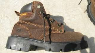 SKECHERS SPORT UTILITY BOOTS TODDLER BOYS SIZE 11