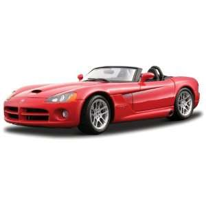 Bburago 118 Dodge Viper SRT10 Model Kit Toys & Games