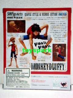 Figuarts One Piece MONKEY D LUFFY action figure