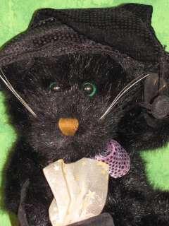 ~ZELDA Z WITCHYPUSS~Black Cat~Witch Hat & Spider~Trick & Treat