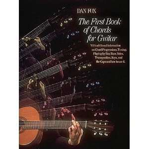 The First Book of Chords for the Guitar Guitar Technique