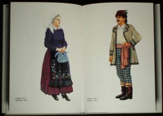 Book Central Ukrainian Folk Costume Poltava Kiev Ethnic