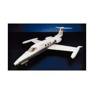 Testors   1/48 Lear Jet (Plastic Model Airplane) Toys & Games