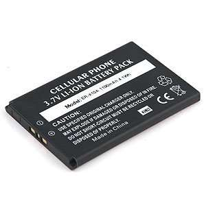 High Quality 1100mAh Lithium Ion Battery for Sony Ericsson