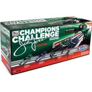 13 NHRA Force/Hight Slot Drag Racing Set Toys & Games