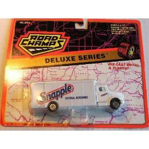 Snapple Die Cast Delivery Truck