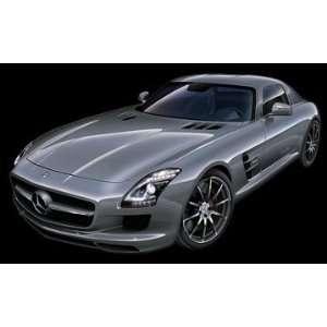 Fujimi 1/24 Mercedes Benz AMG SLS Car Model Kit Toys & Games