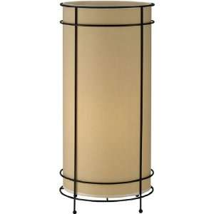 Silo Collection Asian Oriental Zen Accent Table Lamp