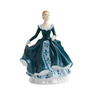 Royal Doulton Pretty Ladies Janine Figurine Doll Petite