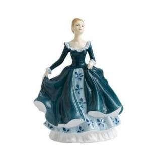 Royal Doulton Pretty Ladies Janine Figurine Doll Petite