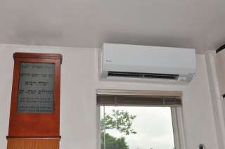 Zone Ductless Mini split, Heat pump Heating & Air conditioning