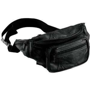 Italian Mosaic™ Genuine Lambskin Leather Belt Bag Home & Kitchen