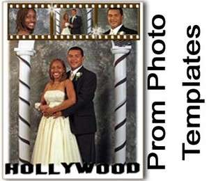 Senior Prom Photoshop Templates Photography Backgrounds