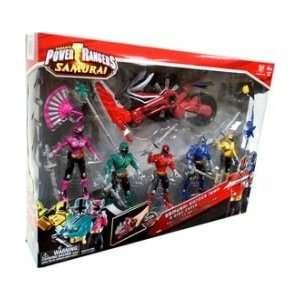 Power Rangers Samurai Action Figure 5Pack Samurai Ranger