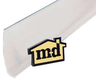 Md Products 93245 4 inch X 20 Gray Cove Wall Base Vinyl Rolls