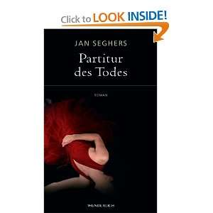 Partitur des Todes (9783805208390) Jan Seghers Books