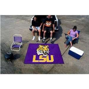 Louisiana State Fightin Tigers NCAA Tailgater Floor Mat