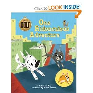Adventure (Disney Bolt): Catherine Daly, Aurian Redson: Books