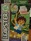 leap frog leapster learning game go diego go animal rescue