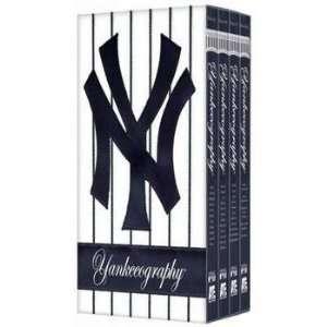 New York Yankees Yankeeography DVD Megaset Everything