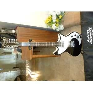Schecter TSH 12 12 string Mahogany Solid Body Electric Guitar