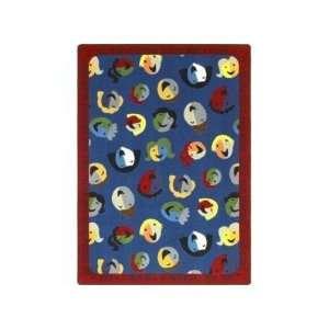 Joy Carpets Children of The World Kids Rug Size 310 x 5