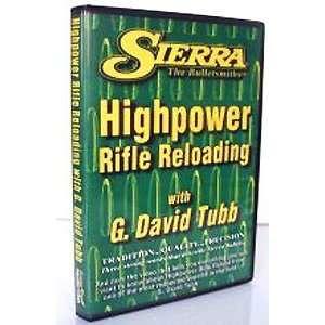 Training DVD G. David Tubb Advanced HiPower Rifle