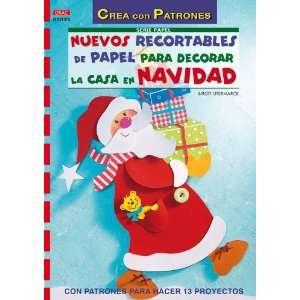 NUEVOS RECORTABLES DE PAPEL PARA DECORAR LA CASA EN
