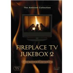 Fireplace TV Jukebox 2: Tony Helsloot, Liz Jones: Movies