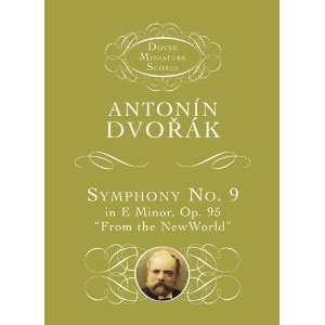 Music Scores) (9780486298924): Antonin Dvorak, Music Scores: Books