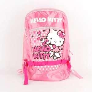 Hello Kitty Travel School Bag Backpack Rucksack Toys & Games