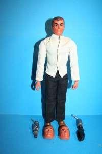 Six million Dollar man Doll figure MASKATRON enemy Robot