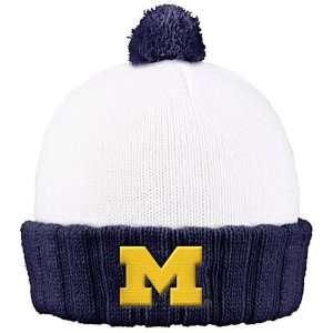 Nike Michigan Wolverines TD Back Knit Beanie Sports