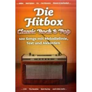 Die Hitbox Classic Rock and Pop (9783865434296) Books