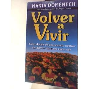 Vivir (Spanish Edition) (9788479531713): Marta Domenech: Books