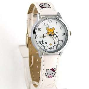 Miss Peggy Jos   Childs Hello Kittys KTT44 Quartz Movement Watch
