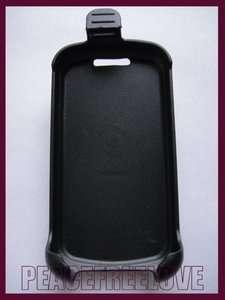 Black Holster Belt Clip Case for Verizon Samsung Reality SCH U820 U370