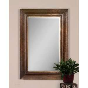 Extra Large Wall Mirror Oversize Hammered Bronze Copper