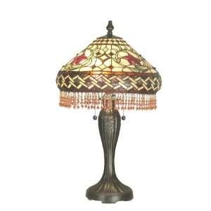 Dale Tiffany 2 Light Table Lamp TT60268