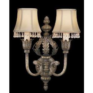 Fine Art Lamps 213350ST A Midsummer Nights Dream 2 Light