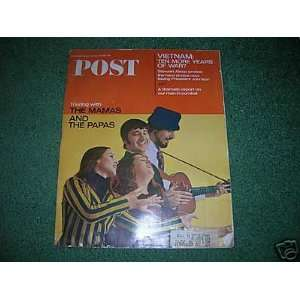 Post Magazine Issue 6, March 25, 1967 240Th Year Post Magazine Books