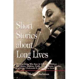 Short Stories about Long Lives (9789652204851) Helga Dudman Books
