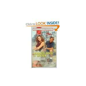 Nobody Does It Better (Women Who Dare, Book 30) (Harlequin
