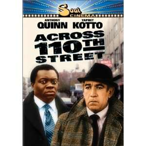 Across 110th Street: Anthony Quinn, Yaphet Kotto, Anthony