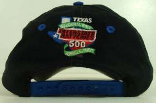 VTG 1997 TEXAS MOTOR SPEEDWAY Snapback Racing Baseball Hat Cap