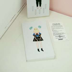 Mini Idea Notebook   Together Girl: Office Products