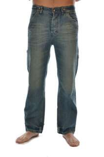 New Mens Superdry Mineworker Straight Jeans W32 SB MP7/1267