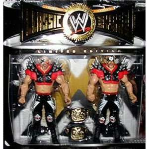 Legion of Doom WWE Jakks Exclusive Action Figure Toys